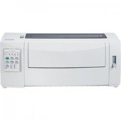 Lexmark - 11C0118 - Lexmark Forms Printer 2500 2590N+ Dot Matrix Printer - Monochrome - 24-pin - 80 Column - 556 Mono - 360 x 360 dpi - USB - Fast Ethernet