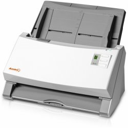 Ambir Technology - DS940-AS - Ambir ImageScan Pro 940u Sheetfed Scanner - 600 dpi Optical - 48-bit Color - 16-bit Grayscale - 40 ppm (Mono) - 40 ppm (Color) - USB