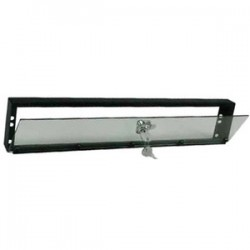 Chief - LSCP-2 - Raxxess LSCP-2 Locking Security Cover With Plexi Cover