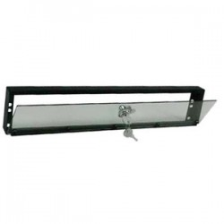 Chief - LSCP-4 - Raxxess LSCP-4 Locking Security Cover With Plexi Cover