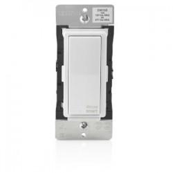Leviton - DW15S-1BZ - Decora Smart DW15S-1BZ Wireless Switch - Rocker Switch - Light Control - Alexa Supported - 120 V AC, 230 V AC - 1800 W