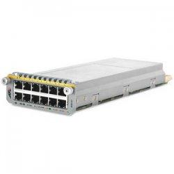 Allied Telesis - AT-XEM-12T - Allied Telesis 12 Port Gigabit Expansion Module - 12 x 10/100/1000Base-T