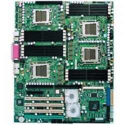 Supermicro - H8QME-2 - Supermicro H8QME-2 Server Motherboard - NVIDIA Chipset - Socket F (1207) - 4 x Processor Support - 64 GB - 667 MHz Memory Speed Supported - 16 x Memory Slots - Floppy Controller, Serial ATA/300, Ultra ATA/133 (ATA-7) - On-board