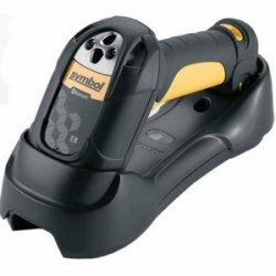 Motorola - LS3578-ER20005WR - Motorola, Ls3578-er, Extended Range, Cordless Scanner, Yellow/twilight Black (requires Cradle, Power, Cable)
