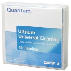 Quantum - MR-LUCQN-BC - Quantum LTO Ultrium Universal Prelabeled Cleaning Cartridge - LTO Ultrium