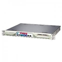 Supermicro - CSE-813S+-500 - Supermicro SC813S-500 Chassis - Rack-mountable - Beige