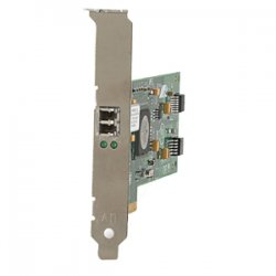Allied Telesis - AT-2972SX-901 - Allied Telesis AT 2972SX Fiber Network Adapter - PCI Express x1 - 1 x LC - 1000Base-SX - Internal