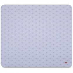 3M - MP114BSD2 - 3M Precise Nonskid Reposition Bitmap Mouse Pad - Gray Frostbyte - 8 Dimension - Foam