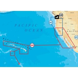 Navionics - MSD/638P+ - Navionics Platinum Plus Puget Sound Digital Marine Map - North America - United States - Washington - Fishing