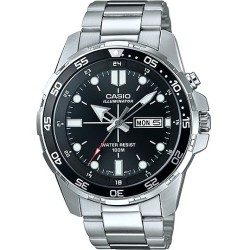 Casio - MTD1079D-1AV - Casio MTD1079D-1AV Wrist Watch - Men - Analog