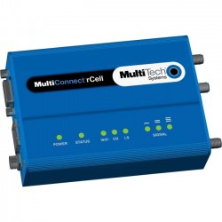 Multi-Tech - MTR-C2-B16-N3 - Multi-Tech MultiConnect rCell MTR-C2 Wireless Router - 3G - 1 x Network Port - Fast Ethernet - VPN Supported