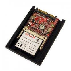 Addonics Technologies - ADSAHDCF - Addonics CF-SATA HDD Adapter - CompactFlash Type I, CompactFlash Type II