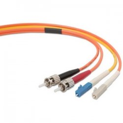 Belkin / Linksys - F2F902L0-05M - Belkin - Mode conditioning cable - LC single-mode (M) to ST multi-mode (M) - 16.4 ft - B2B