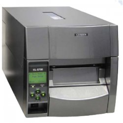 Citizen - CL-S700E - Citizen CL-S700 Thermal Label Printer - Monochrome - 10 in/s Mono - 203 dpi - USB, Serial, Parallel