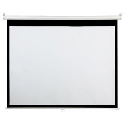 "Draper - 800014 - Draper AccuScreen Manual Wall and Ceiling Projection Screen - 45"" x 80"" - 92"" Diagonal"