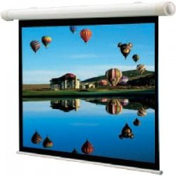 "Draper - 136008 - Draper Salara Plug & Play Electric Screen - 60"" x 80"" - Fiberglass Matt White - 100"" Diagonal"