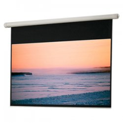 "Draper - 136104 - Draper Salara Plug & Play Electric Screen - 52"" x 92"" - Fiberglass Matt White - 106"" Diagonal"