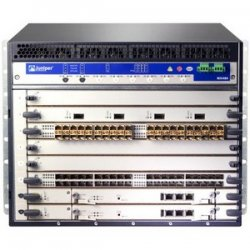 Juniper Networks - MX480-PREMIUM-DC - Juniper MX480 Ethernet Services Router - 6 x Interface Card, 2 x Switch Control Board