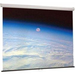 "Draper - 207008 - Draper Luma Spring-Roller Projection Screen - 50"" x 67"" - Fiberglass Matt White - 84"" Diagonal"