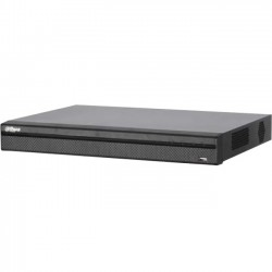 Dahua Technology - N42B2P2 - Dahua 8-channel 4K Network Video Recorder - Network Video Recorder - Motion JPEG, H.264, H.265 Formats - 2 TB Hard Drive - 1 Audio In - 1 Audio Out - 1 VGA Out - HDMI