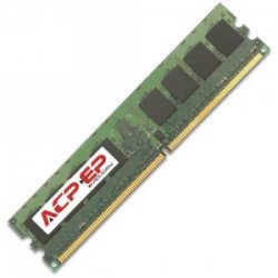 AddOn - AM400D2R3SR/2G - AddOn JEDEC Standard Factory Original 2GB DDR2-400MHz Registered ECC Single Rank 1.8V 240-pin CL3 RDIMM - 100% compatible and guaranteed to work