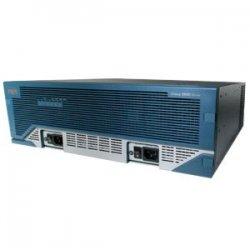 Cisco - C3845-VSEC/K9-RF - Cisco 3845 Integrated Services Router Bundle - 4 x Network Module, 4 x PVDM - 2 x 10/100/1000Base-T LAN, 2 x USB