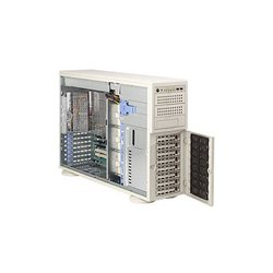 Supermicro - CSE-745TQ-800 - Supermicro SC745TQ-800 Chassis - Rack-mountable, Tower - Beige