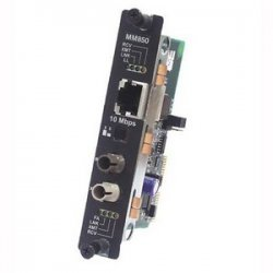 IMC Networks - 850-14944 - Imcv Pim Tp/fo 10/10-sm1310 Plus-st Module Requires Chassis
