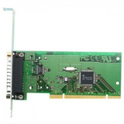 Digi International - 77000890 - Digi Neo 4 Port Multiport Serial Adapter - PCI Express - 4 x RS-232 Serial Via Cable - Plug-in Card