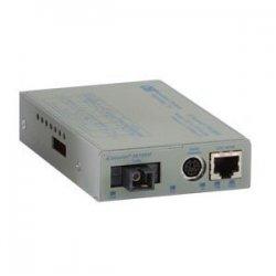 Omnitron - 8902-0-A-W - Omnitron Systems iConverter 10/100M Media Converter and Network Interface Device - 1 x RJ-45 , 1 x SC Duplex - 10/100Base-TX, 100Base-FX