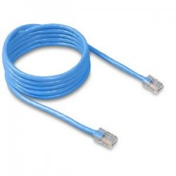 Belkin / Linksys - A3L781-07-BLU - Belkin - Patch cable - RJ-45 (M) to RJ-45 (M) - 7 ft - CAT 5e - molded - blue