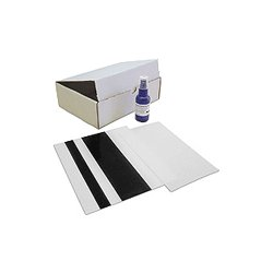 Ambir Technology - SA185-25 - Ambir Cleaning Sheet - For Scanner - 25