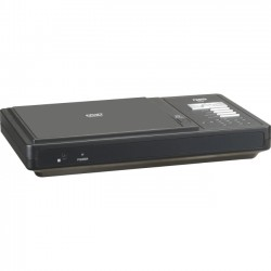 Naxa - ND842 - Naxa ND-842 Portable DVD Player - Black - DVD-R - DVD Video - CD-DA
