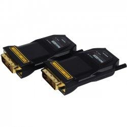 Gefen - GEF-DVI-FM1500 - Gefen GefenPRO Video Console/Extender - 1 Input Device - 1 Output Device - 3280.84 ft Range - 1 x DVI In - 1 x DVI Out - 2 x SC Ports - WUXGA - 1920 x 1200 - Optical Fiber