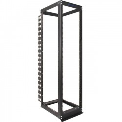Rack Solution - 102-1777 - Innovation 111 50U Side Panel - Steel - Black