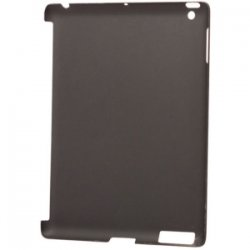 I/O Magic - I015C04BK - I/OMagic iPad Case - iPad - Black - Glossy