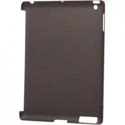 I/O Magic - I015C04RBK - I/OMagic iPad2 Back Cover Case - iPad - Black - Rubberized