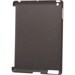 I/O Magic - I015C04RO - I/OMagic iPad2 Back Cover Case - iPad - Matte Orange - Rubber