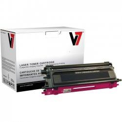 V7 - TBM2TN115MH - V7 Magenta High Yield Toner Cartridge for Brother HL-4040CN, HL-4040CDN, HL-4070CDW; MFC-9440CN, MFC-9450CDN, MFC-9840CDW; DCP-9040CN, DCP-9045CDN TN115M 4K YLD - Laser - 4000 Page