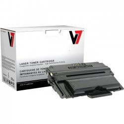 V7 - TUK2ML2850H - V7 Black High Yield Toner Cartridge for Samsung ML-2450, ML-2850, ML-2851ND ML-D2850B 5K YLD - Laser - 5000 Page