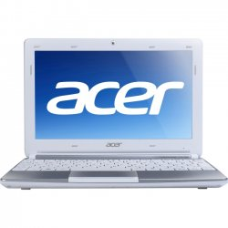 "Acer - LU.SGE0D.044 - Acer Aspire One AOD270-26Dws 10.1"" LED Netbook - Intel Atom N2600 1.60 GHz"