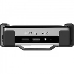 Compulocks Brands - NUC6SYKENC - Intel Mini PC NUC NUC6i3SYK / NUC6i5SYK Security Mount