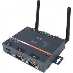 Lantronix - PXN210002-01U - Lantronix PremierWave XN Wireless Device Server - 2 x USB - 2 x Serial Port - Fast Ethernet - IEEE 802.11n - Wireless LAN
