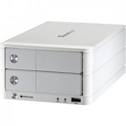 CP Tech / Level One - NVR-0104 - LevelOne NVR-0104 Network Video Recorder 4-CH - Digital Video Recorder - Motion JPEG, MPEG-4, H.264 Formats - 120 Fps