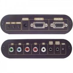Calrad - 40-481 - Calrad Electronics Component to VGA Converter - Functions: Signal Conversion - VGA