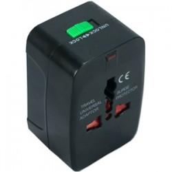 QVS - PA-C3 - QVS Travel Adaptor Kit