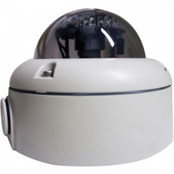 Channel Vision - 6128 - Channel Vision Surveillance Camera - Color - 65 ft Night Vision - CCD - Cable - Dome