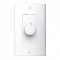 OEM Systems - IW-100WVW - OEM Systems IW-100WVW Dimmer - Volume Control - White