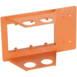 OEM Systems - MR-32 - OEM Systems Pro-Wire MR-32 Faceplate - 3-gang