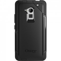 OtterBox - 77-34025 - OtterBox Commuter Series for HTC One Max - Smartphone - Black - Polycarbonate, Synthetic Rubber